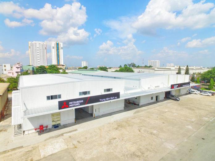 Nowe centrum szkoleniowe Mitsubishi