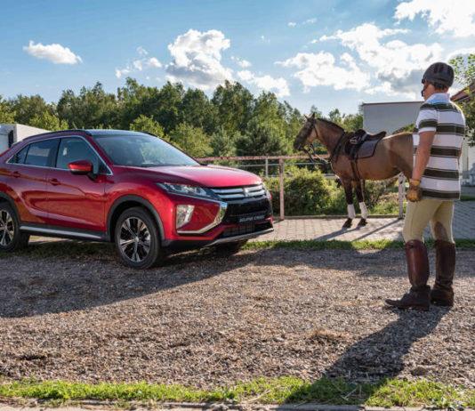 Niemal 100% wzrost sprzedaży Mitsubishi w Polsce